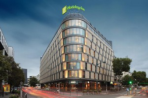 Seminar room: Holiday Inn Paris Porte de Clichy -