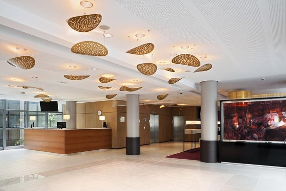 Holiday inn paris clichy door - lobby