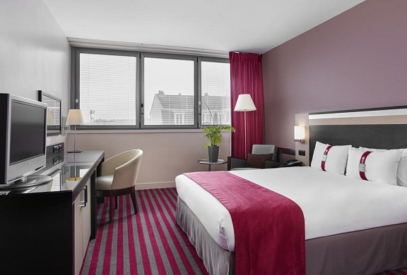 Holiday inn paris door clichy - accommodation