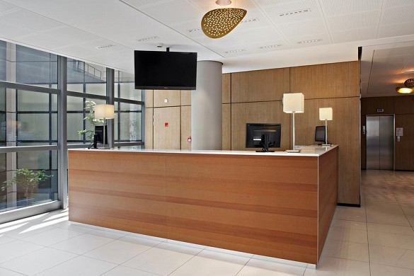 Holiday inn paris door clichy - Reception