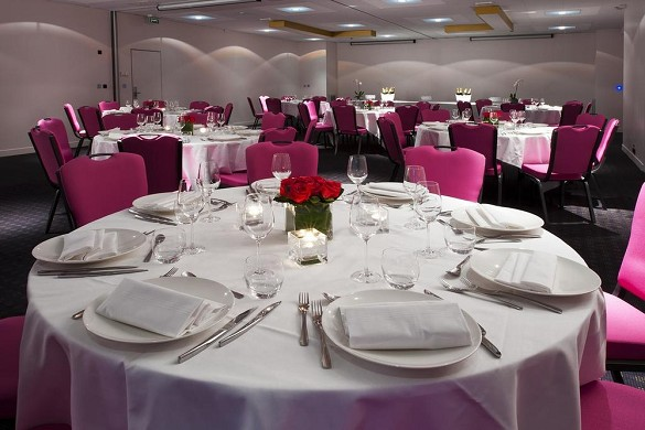 Holiday inn paris Porte de Clichy - Banquet Room