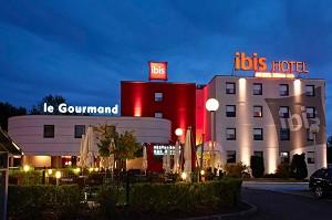 Ibis Chalon-sur-Saône Europe - Hotel de seminarios 71
