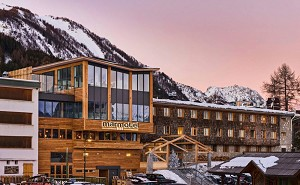 Marmotel Pra Loup - Seminarhotel in den Bergen