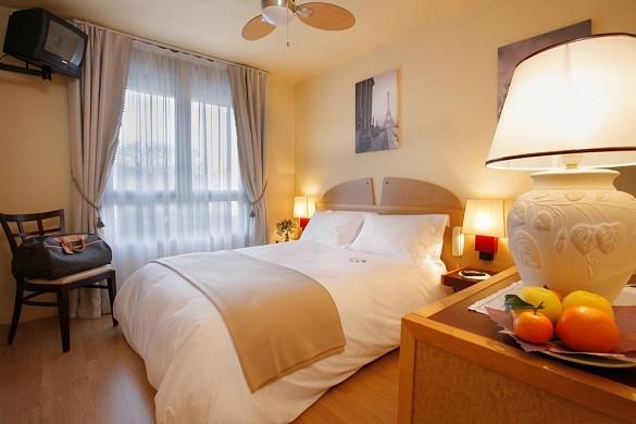 Hotel arpège - room
