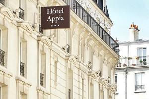 Appia La Fayette - Hotel Front