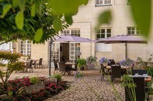 Hotel Anne d'Anjou - Terrazza