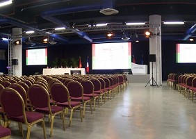 Palais des Congrès de Paris Est Montreuil - seminário de Montreuil