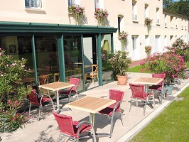Hotel Entre Beauce - Terrace