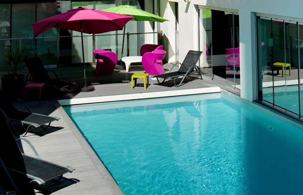 Privil ge appart h tel cl ment ader salle s minaire - Hotel avec piscine a toulouse ...