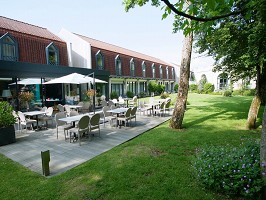Holiday Inn Resort Le Touquet - Terraza