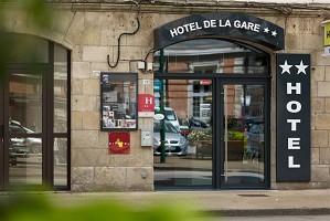Hotel de la Gare Quimper - Hotel Home