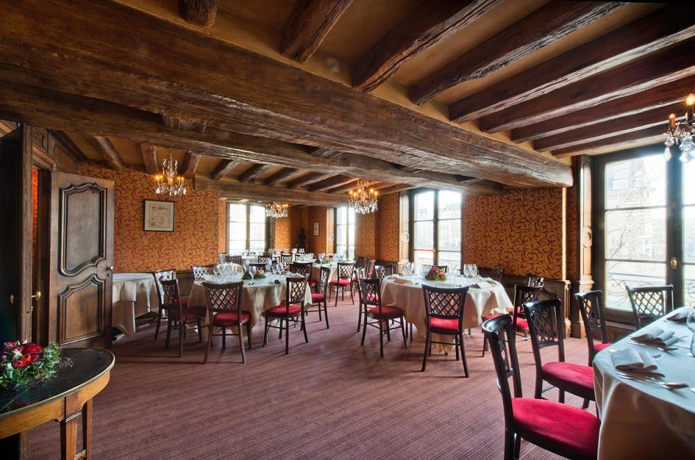 Restaurant la p rouse salle s minaire paris 75 for Restaurant la cuisine dax