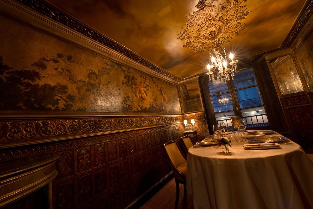 Restaurant la p rouse salle s minaire paris 75 for Salon restauration paris