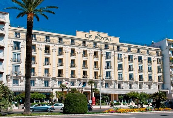 The royal nice - hotel seminario cannes