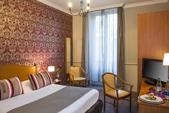 The royal nice - alojamiento