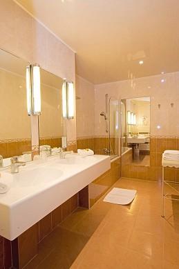 El bonito real - baño