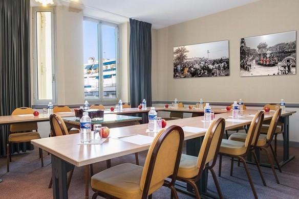 The Royal Nice - Sala de reuniones