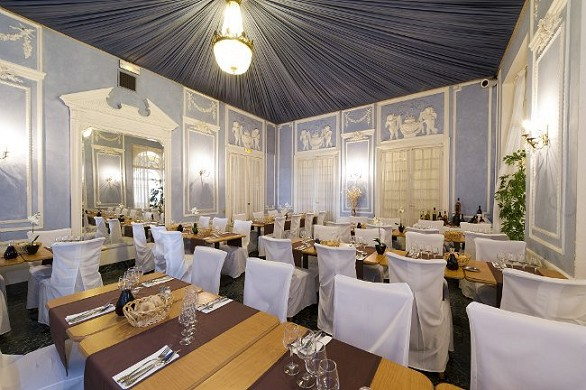 The Royal Nice - Restaurante