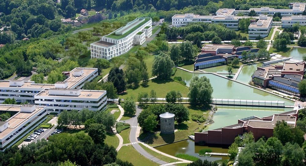 Saint-Christophe-Campus - Übersicht