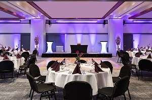 Meeting room orly - banquet configuration300 people
