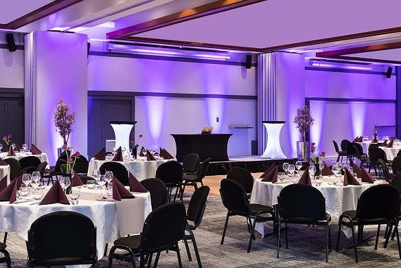 Mercure paris orly rungis airport - meeting room orly - banquet configuration300 people