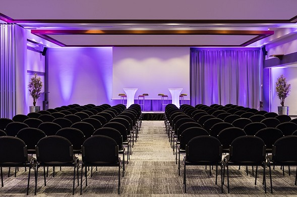 Mercure paris orly rungis airport - meeting room orly - theater configuration300 people