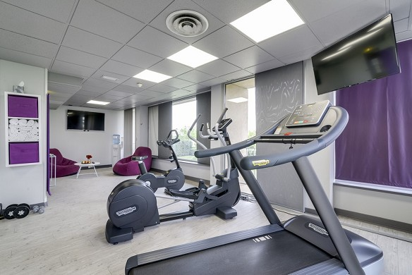Mercure Paris Orly Rungis Airport - fitness room