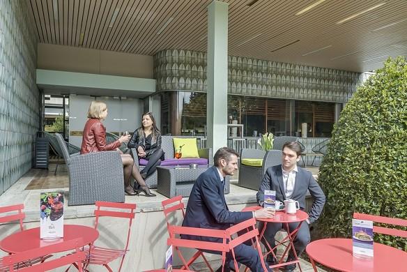Mercure Paris Orly Rungis Airport - Terrace