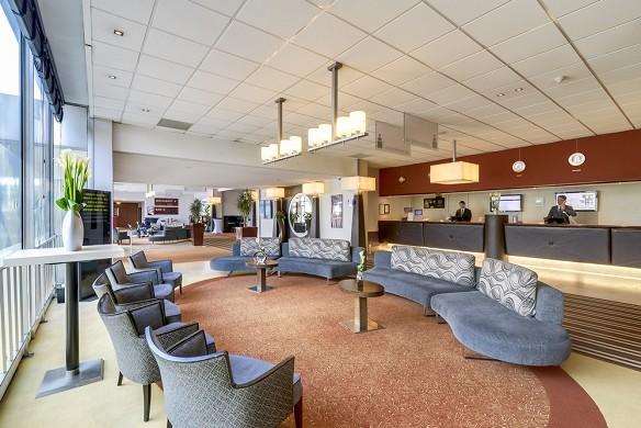 Mercure Paris Orly Rungis Airport - Reception - Lobby