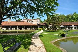 Le Relais du Bois Saint Georges - Seminar hotel Charente-Maritime 17