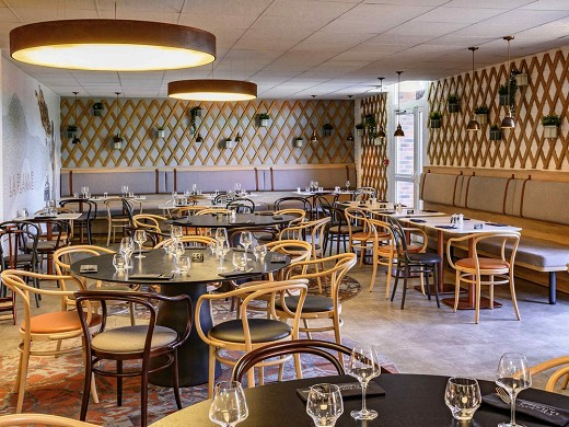 Mercure Lille airport - restaurant