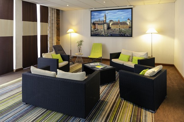 Mercure lille aeroport - area relax
