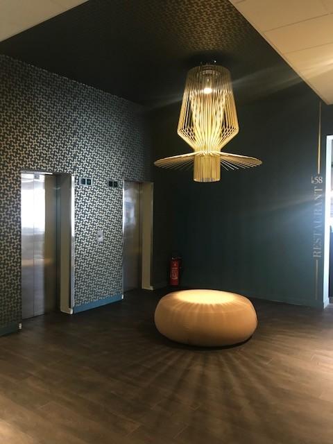 Mercure arras centre gare - acceso a las habitaciones