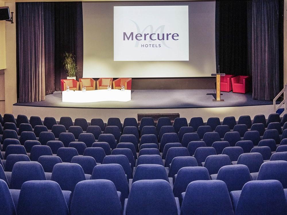 Mercurio centro de Arras estación - auditorio
