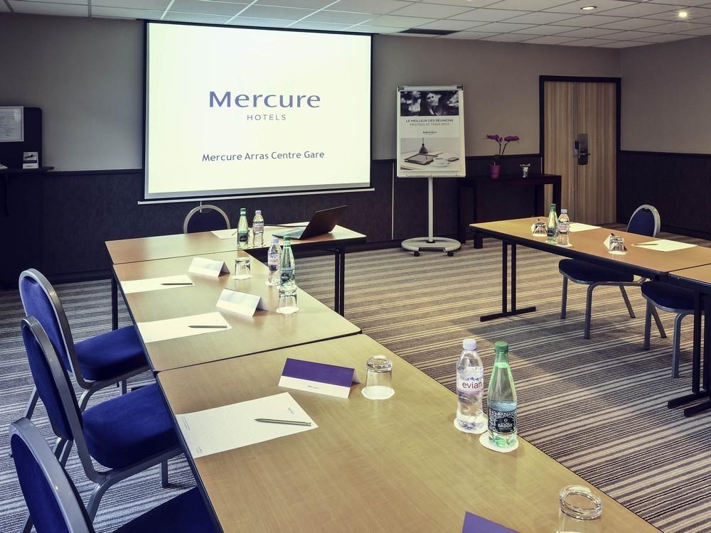 Mercurio centro de Arras estación - sala de reuniones