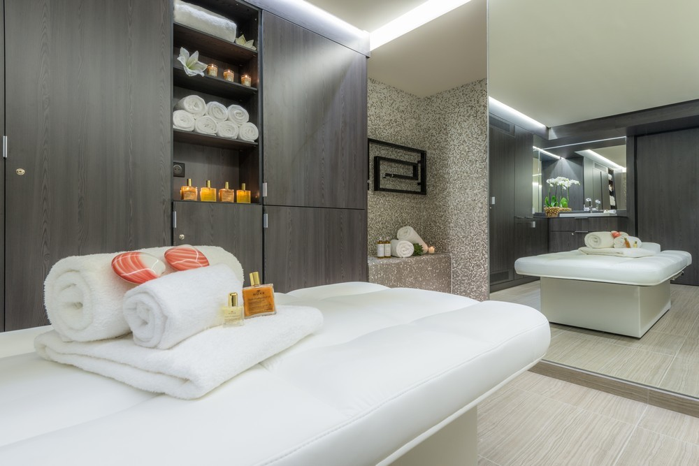 The large terrace hotel and spa la rochelle mgallery by sofitel - treatment center