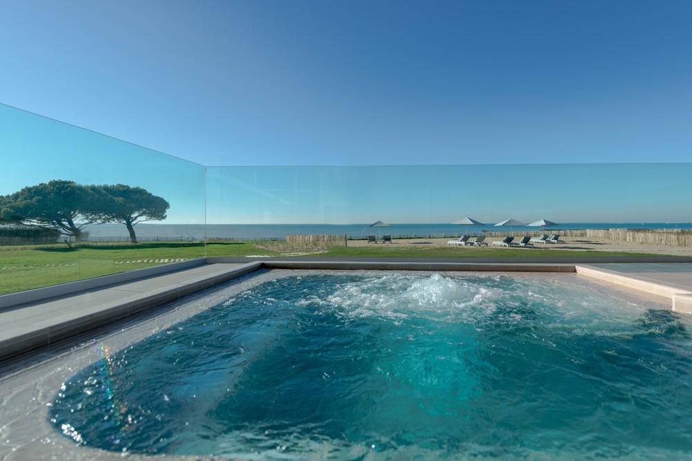 La grande terrasse hotel and spa la rochelle mgallery by sofitel - outdoor swimming pool