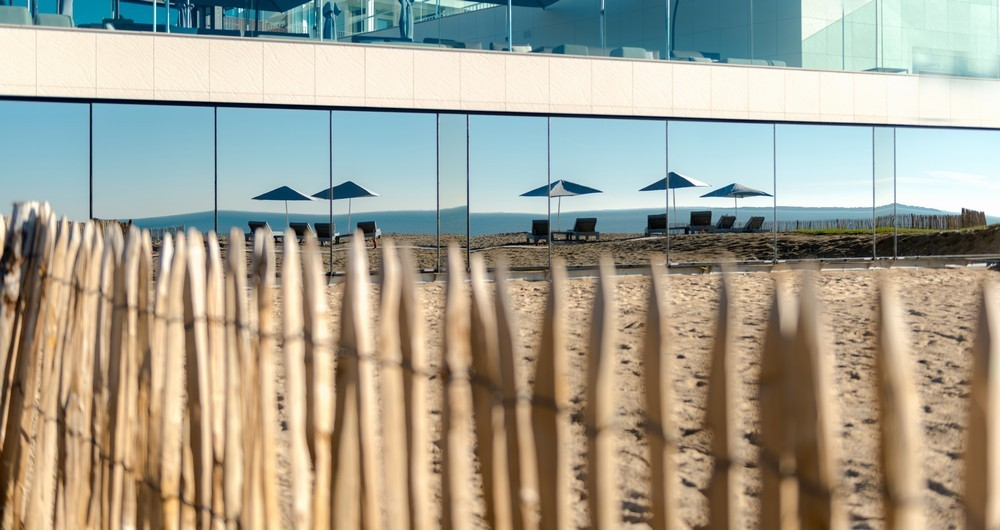The large terrace hotel and spa la rochelle mgallery by sofitel - beach