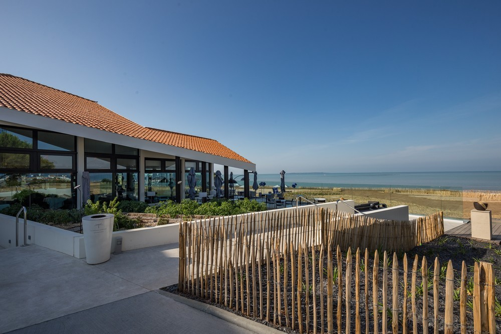 The large terrace hotel and spa la rochelle mgallery by sofitel - exterior
