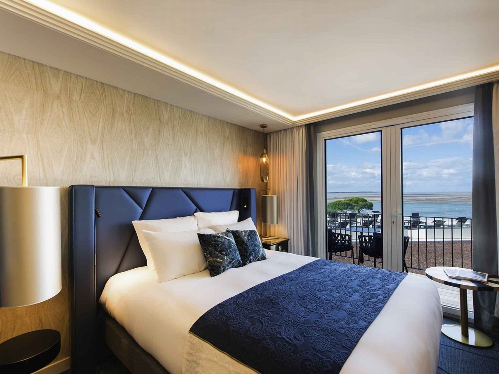 The large terrace hotel la rochelle mgallery by sofitel - room
