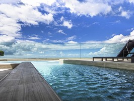 La Grande Terrasse Hotel and Spa La Rochelle Mgallery By Sofitel - Swimming Pool