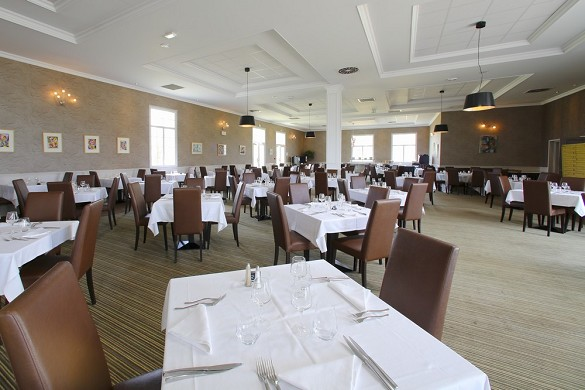 Villa bellagio amboise - restaurante