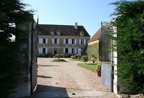 Manor Theuran - em vez de seminário nièvre