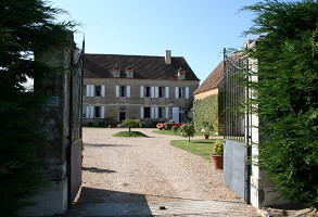 Manor Theuran - instead of nièvre seminar