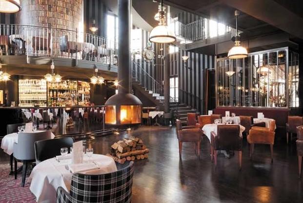 Island Restaurant - Sala Restaurant