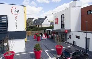 Cap Events - Ibis Rennes Beaulieu - Hotel seminar Ille-et-Vilaine
