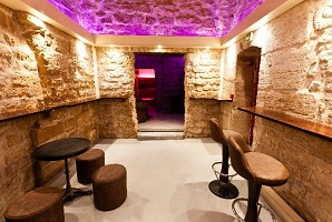 Jammin club paris interieur 2