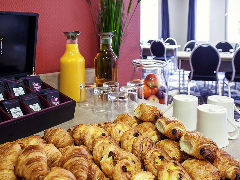 Mercure Lille Lille old center - Breakfast
