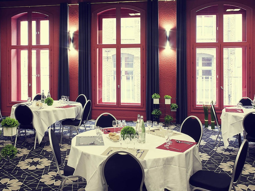 Mercure lille center vieux lille - banqueting room