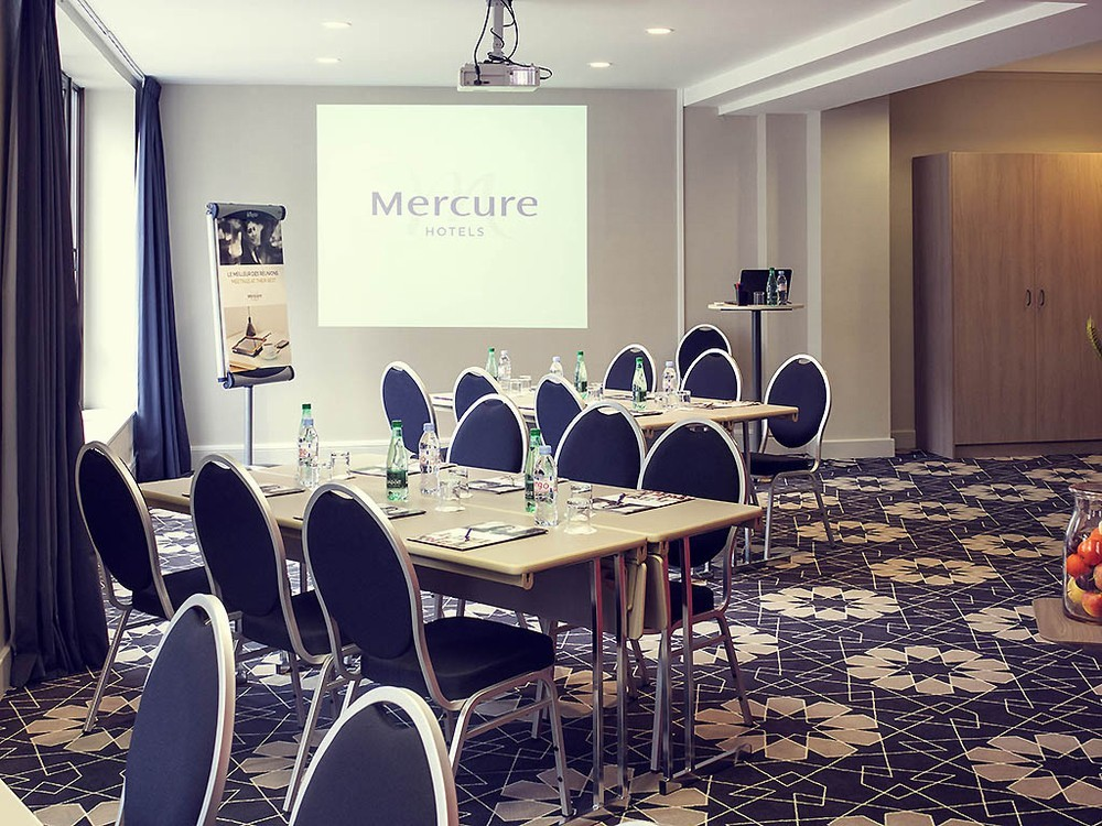 Mercure Lille Lille old center - meeting room